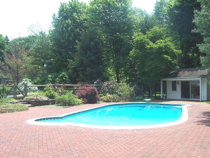 Pool season is not far away!